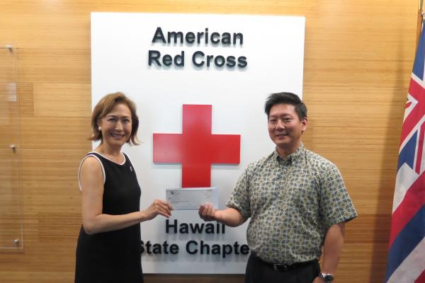 American Red Cross Photo