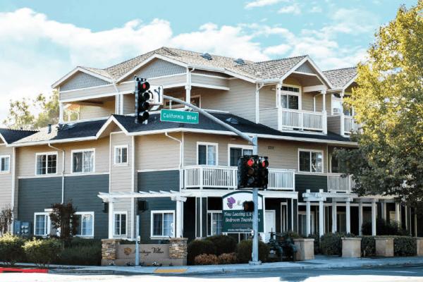 Multifamily property